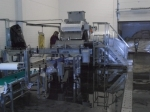 Автоматическая линия засаливания и упаковки